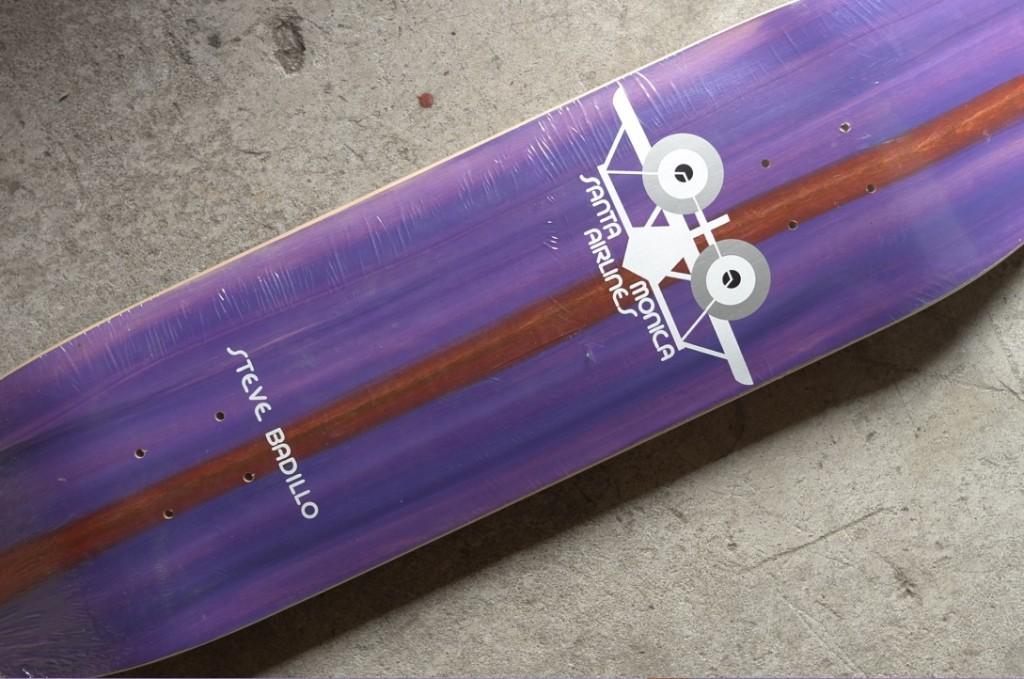 STEVE BADILLO / Purple